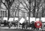 Image of American Peace Mobilization delegates Washington DC USA, 1941, second 15 stock footage video 65675053290