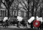 Image of American Peace Mobilization delegates Washington DC USA, 1941, second 17 stock footage video 65675053290
