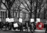Image of American Peace Mobilization delegates Washington DC USA, 1941, second 21 stock footage video 65675053290