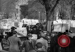 Image of American Peace Mobilization delegates Washington DC USA, 1941, second 32 stock footage video 65675053290