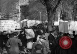 Image of American Peace Mobilization delegates Washington DC USA, 1941, second 33 stock footage video 65675053290