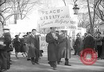 Image of American Peace Mobilization delegates Washington DC USA, 1941, second 51 stock footage video 65675053290