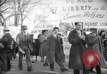 Image of American Peace Mobilization delegates Washington DC USA, 1941, second 53 stock footage video 65675053290