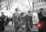 Image of American Peace Mobilization delegates Washington DC USA, 1941, second 54 stock footage video 65675053290