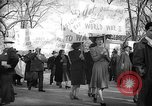 Image of American Peace Mobilization delegates Washington DC USA, 1941, second 56 stock footage video 65675053290