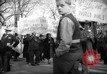 Image of American Peace Mobilization delegates Washington DC USA, 1941, second 57 stock footage video 65675053290