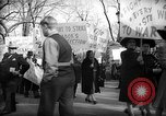 Image of American Peace Mobilization delegates Washington DC USA, 1941, second 58 stock footage video 65675053290