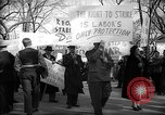Image of American Peace Mobilization delegates Washington DC USA, 1941, second 60 stock footage video 65675053290