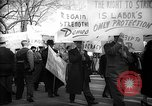 Image of American Peace Mobilization delegates Washington DC USA, 1941, second 61 stock footage video 65675053290