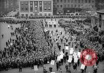 Image of May Day Parade Washington DC USA, 1941, second 14 stock footage video 65675053291