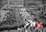 Image of May Day Parade Washington DC USA, 1941, second 15 stock footage video 65675053291