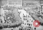 Image of May Day Parade Washington DC USA, 1941, second 23 stock footage video 65675053291