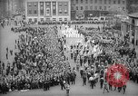 Image of May Day Parade Washington DC USA, 1941, second 27 stock footage video 65675053291