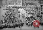 Image of May Day Parade Washington DC USA, 1941, second 28 stock footage video 65675053291