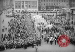 Image of May Day Parade Washington DC USA, 1941, second 30 stock footage video 65675053291