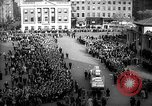 Image of May Day Parade Washington DC USA, 1941, second 58 stock footage video 65675053291