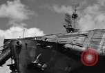 Image of USS Windham Bay (CVE-92) China Sea, 1945, second 51 stock footage video 65675053298