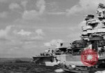 Image of USS Pittsburgh China Sea, 1945, second 2 stock footage video 65675053300