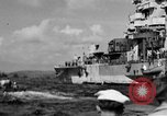 Image of USS Pittsburgh China Sea, 1945, second 7 stock footage video 65675053300