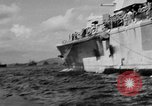 Image of USS Pittsburgh China Sea, 1945, second 16 stock footage video 65675053300
