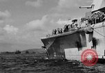 Image of USS Pittsburgh China Sea, 1945, second 18 stock footage video 65675053300