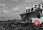 Image of USS Pittsburgh China Sea, 1945, second 19 stock footage video 65675053300