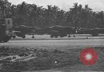 Image of F6F Hellcat planes Bougainville New Guinea, 1943, second 52 stock footage video 65675053305