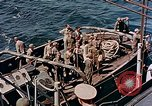 Image of United States Navy personnel Tokyo Japan, 1945, second 47 stock footage video 65675053318
