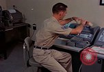 Image of Atlas D missile launch Norton Air Force Base California USA, 1968, second 50 stock footage video 65675053321