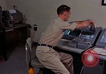 Image of Atlas D missile launch Norton Air Force Base California USA, 1968, second 51 stock footage video 65675053321