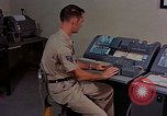 Image of Atlas D missile launch Norton Air Force Base California USA, 1968, second 57 stock footage video 65675053321