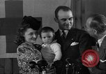 Image of English war brides New York City USA, 1945, second 15 stock footage video 65675053332