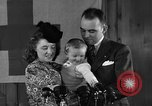 Image of English war brides New York City USA, 1945, second 22 stock footage video 65675053332