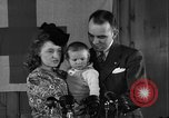 Image of English war brides New York City USA, 1945, second 28 stock footage video 65675053332