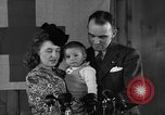 Image of English war brides New York City USA, 1945, second 31 stock footage video 65675053332