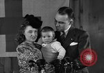 Image of English war brides New York City USA, 1945, second 36 stock footage video 65675053332