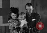 Image of English war brides New York City USA, 1945, second 53 stock footage video 65675053332