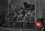 Image of United States 3rd Infantry Regiment band Germany, 1945, second 28 stock footage video 65675053336