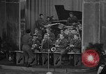 Image of United States 3rd Infantry Regiment band Germany, 1945, second 32 stock footage video 65675053336