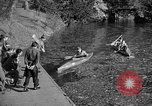 Image of United States servicemen Wiesbaden Germany, 1945, second 42 stock footage video 65675053337