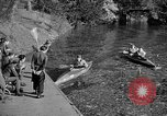Image of United States servicemen Wiesbaden Germany, 1945, second 43 stock footage video 65675053337