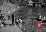 Image of United States servicemen Wiesbaden Germany, 1945, second 46 stock footage video 65675053337