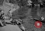 Image of United States servicemen Wiesbaden Germany, 1945, second 48 stock footage video 65675053337