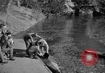 Image of United States servicemen Wiesbaden Germany, 1945, second 51 stock footage video 65675053337