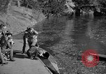 Image of United States servicemen Wiesbaden Germany, 1945, second 52 stock footage video 65675053337