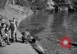 Image of United States servicemen Wiesbaden Germany, 1945, second 54 stock footage video 65675053337