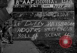 Image of United States servicemen Wiesbaden Germany, 1945, second 56 stock footage video 65675053337