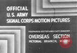 Image of United States soldiers Copenhagen Denmark, 1945, second 1 stock footage video 65675053346
