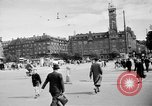 Image of United States soldiers Copenhagen Denmark, 1945, second 6 stock footage video 65675053346
