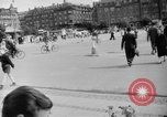 Image of United States soldiers Copenhagen Denmark, 1945, second 8 stock footage video 65675053346